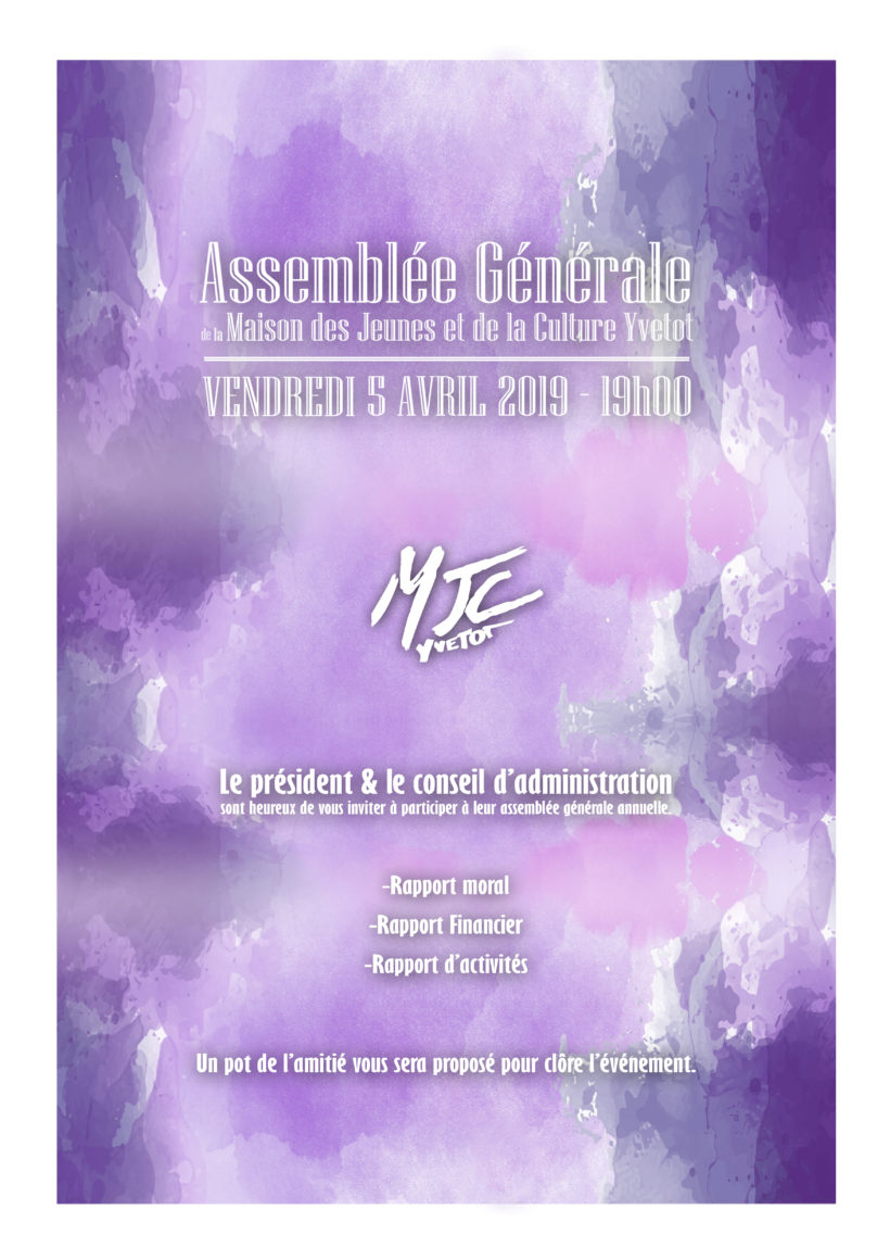 assemblée générale mjc yvetot 2019