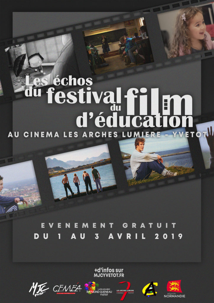 Les échos du festival du film d'éducation 2019 yvetot