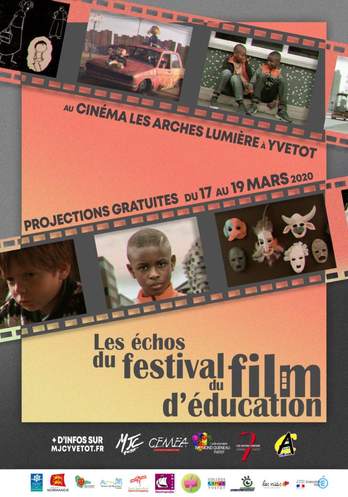 échos du festival du film d'éducation yvetot